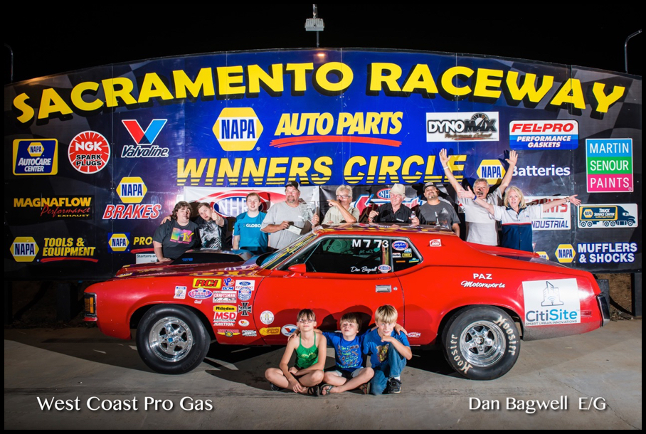2016 Race 6 E:G  Winner Dan Bagwell