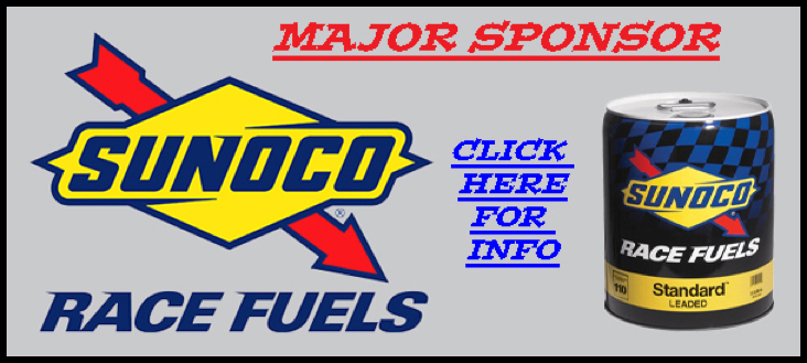 Sunoco Major Sponsor